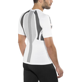 X-Bionic The Trick Running Shirt SS Men White/Black